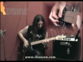 Niccolo Paganini - Caprice #1 - (Shred Guitar Work)