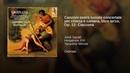 Canzoni overo sonate concertate per chiesa e camera libro terzo Op 12 Ciaccona