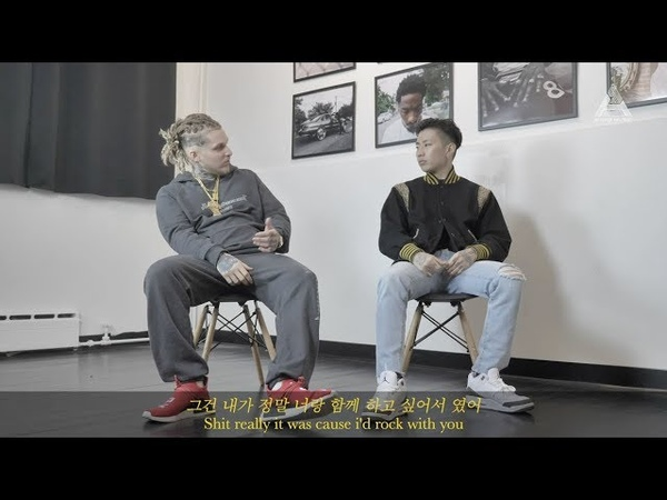 WHO IS AVATAR DARKO? (with Jay Park) (SUB KOR/ENG)