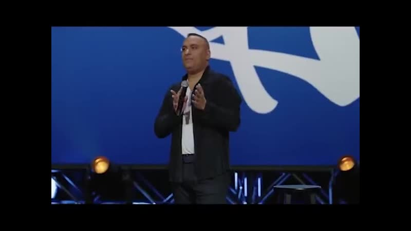 Russell Peters Расселл Питерс о русских Stand Up
