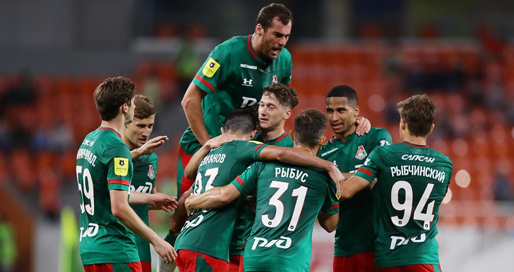 Урал - Локомотив, 0:1