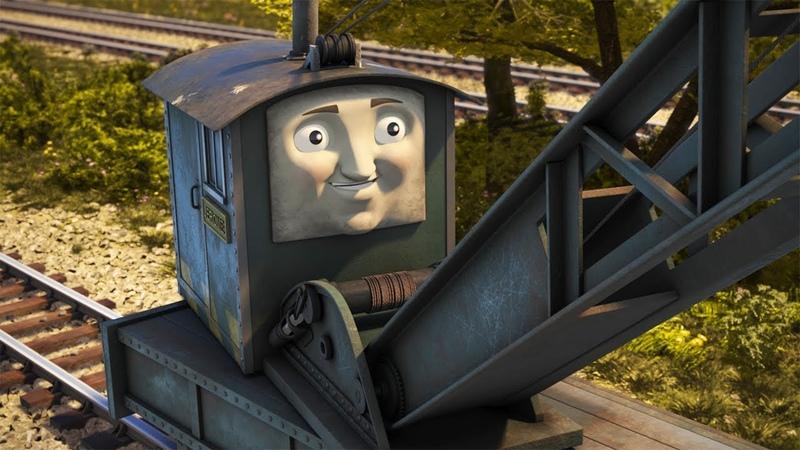 Томас и его друзья Детские мультики Видео для детей Мультик про паровозики