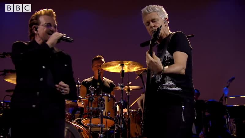 U2 With Or Without You U2 At The BBC Lomotto Studio