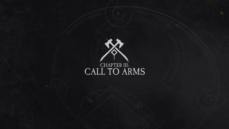 Developer Diary Call to Arms