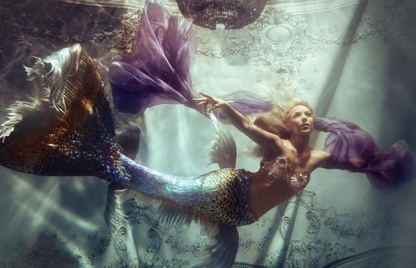 Ханна - самая известная в мире русалка.