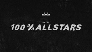 Dnba Mix 019 100% DnB Allstars