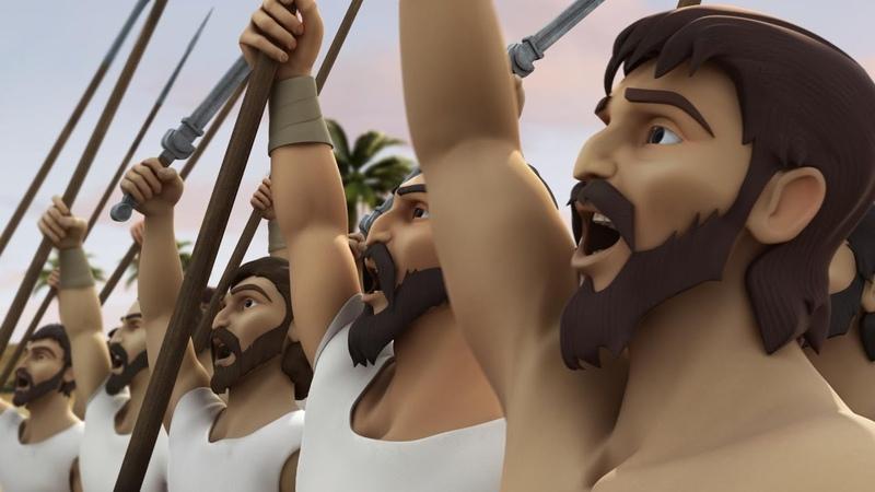 Раав и стены Иерихона