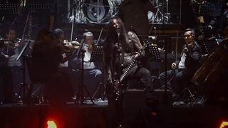 Septicflesh - Dante's Inferno (official live video) Infernus Sinfonica MMXIX
