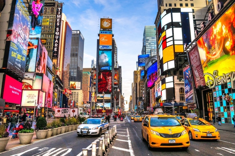 Города Северной Америки, в которых хочет побывать каждый., изображение №2