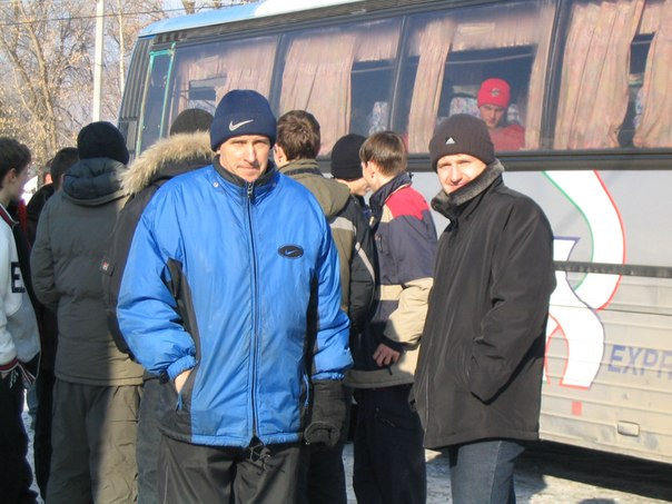Архив. Чемпионат края 2004.