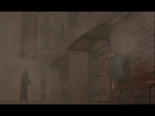 """Silent hill 2 """"laura's too fast for maria"""""""
