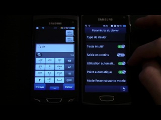 Сравнение Samsung GT S8600 Wave III с Samsung GT S8530 Wave II