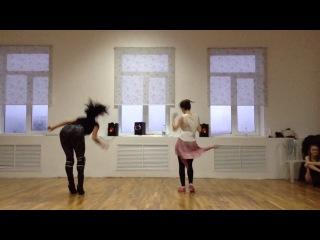 Мастер-класс Кати Flash/ селект/ Калуга /Jason Derulo feat. 2 Chainz – Talk Dirty