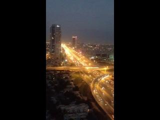 Dubai city- Nice View from Gloria hotel