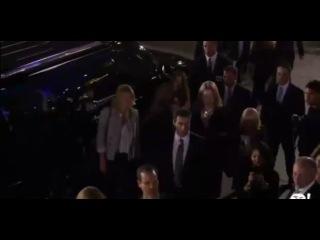 Twilight Breaking Dawn Part 2 Premiere -  Robert Pattinson - Kristen Stewart Arrival TOGETHER