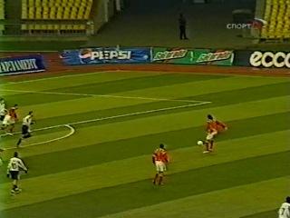Футбол России 2004 (Обзор 28 тура ЧР).