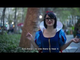 Hipster Disney Princess - THE MUSICAL