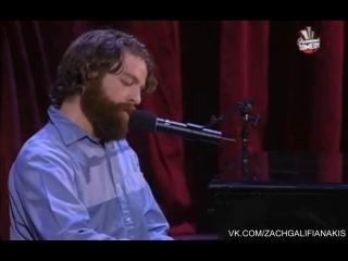 Comedy Central представляет Стендап от Зака Галифианакиса Paramount Comedy Russia