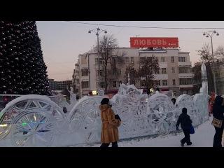 """""""Ледовый штурм"""" 2 февраля 2014"""