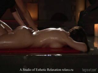 Профессиональный Эротический массаж интимных зон тела 2