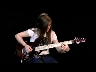 Pink floyd comfortably numb solo cover. tina s
