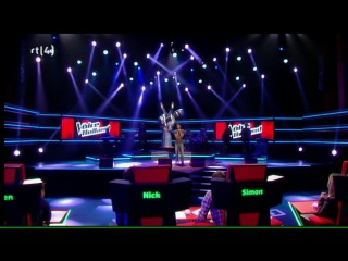 Charly Luske - It's A Man's World (The Voice Of Holland - Season 2 Audition)