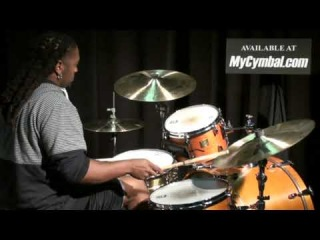 """Used Zildjian 19"""" K Series China Cymbal (UK0885-1102809R)"""
