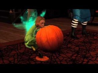 Бролл трейлер: Хэллоуин в The Sims 3 Времена Года