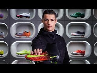Nike Football Presents: Speed Room ft. Cristiano Ronaldo & the New Mercurial Superfly V