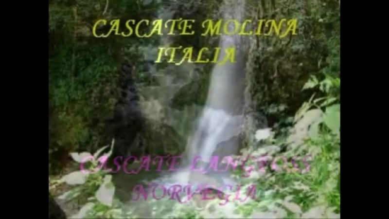 LE CASCATE PIU' BELLE DEL MONDO - YouTube