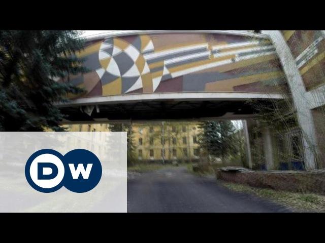 Советский город призрак в Германии эксклюзивный репортаж из бывшей ставки ГСВГ в Вюнсдорфе