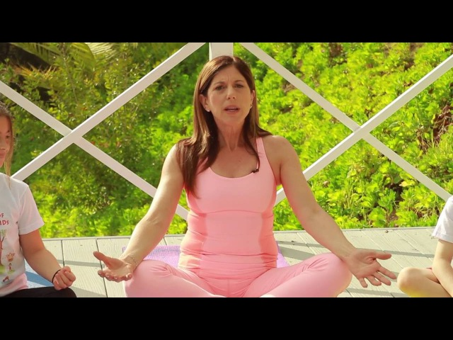 ABCs of Yoga for Kids 5 minute routine