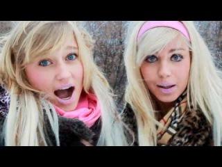 две тупые блондинки