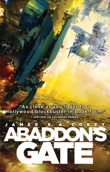 Abaddon's Gate (The Expanse #3)