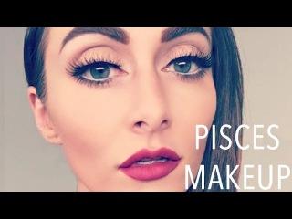 Zodiac Makeup Tutorial: PISCES