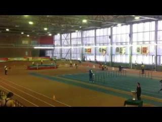 Звёзды студенческого спорта . Мужская эстафета 4х200. 2 забег