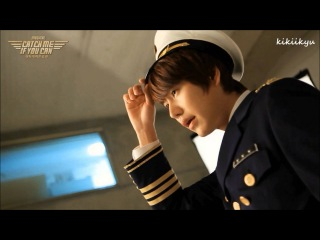 [Eng] 121024 Catch Me If You Can Cast Interview (Kyuhyun cut)