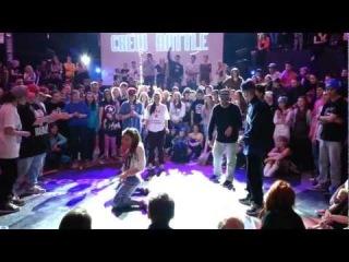 Stadia on RMT'13 Crew Battle Анафема (SF) VS Right Dance VS СНГ