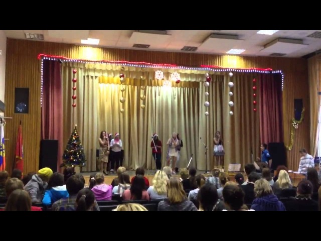 Новогодний концерт в ПК7 Маросейка