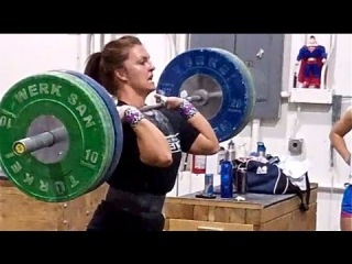 Kevin Cornell 150 kg snatch, Jon North 160 kg snatch and more California Strength lifting