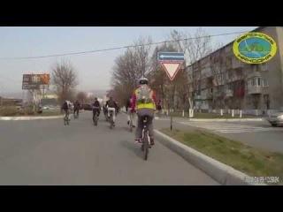 Велоклуб Находка NHK Cyclers Открытие велосезона 2014