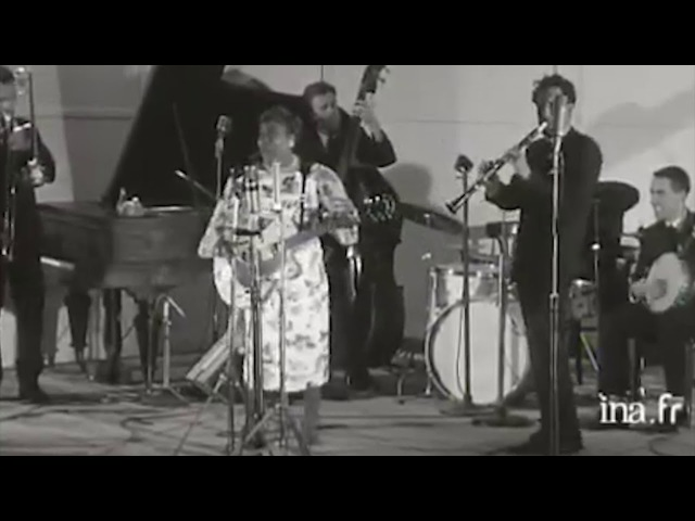 Sister Rosetta Tharpe guitar solos in motion picture