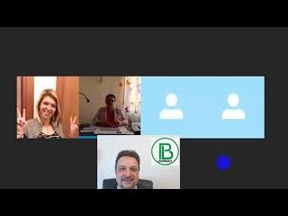 Мастер класс по програмированию Life Balance от Светланы Животовой для итальянских п ...