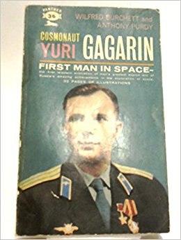 Cosmonaut Yuri Gagarin First Man in Space
