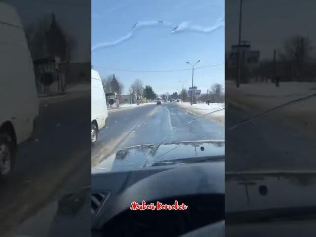 Віктор Павлик на шляху до Подільська через Хмільник Вінницької області