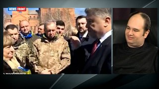 Сергей Миркин: За Порошенко на Донбассе никто голосовать не будет