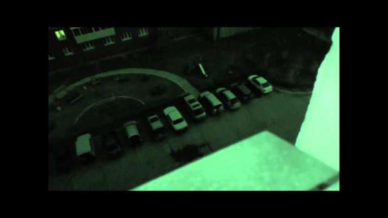 Преимущества ночного режима съёмки на камере Panasonic HC W850