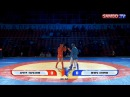 Чемпионат России по боевому самбо 2012. 68 кг. Финалы