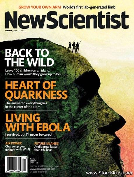 New Scientist - June 6, 2015  UK
