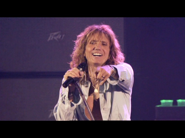 Whitesnake Ain't No Love in the Heart of the City 2004 Live Video